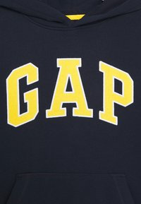 GAP - BOY CAMPUS LOGO HOOD - Hoodie - blue galaxy - 2