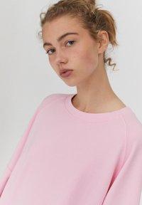 PULL&BEAR - Sweatshirt - rose - 3