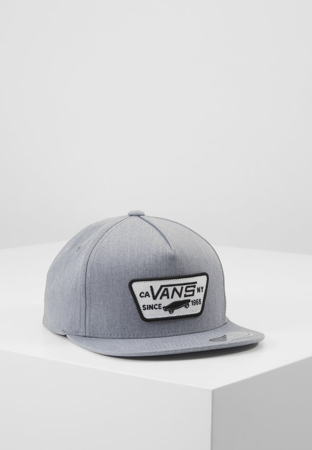 BY FULL PATCH SNAPBACK BOYS - Pet - heather grey