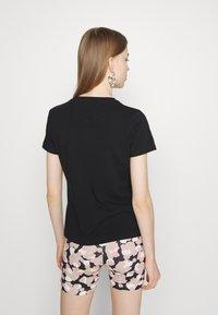 Carlo Colucci - T-shirt print - black - 3
