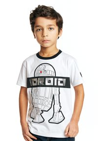 Fabric Flavours - STAR WARS REBEL DROID TEE - Print T-shirt - white - 0