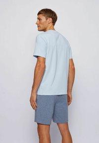 BOSS - MIX&MATCH T-SHIRT - Pyjama top - light blue - 2