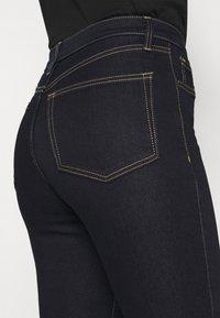 Anna Field - Slim fit jeans - dark blue denim - 3