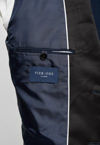 Pier One - Suit - dark blue - 11