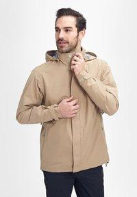 Mammut - TROVAT - Hardshell jacket - brown - 2