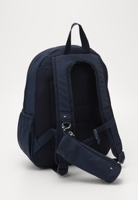Tommy Hilfiger - NEW ALEX BACKPACK SET - Školní taška - blue - 3