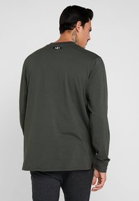 Under Armour - PERFORMANCE ORIGINATORS TEE - Long sleeved top - baroque green - 2