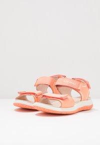 Viking - OLIVIA - Walking sandals - coral/light pink - 2