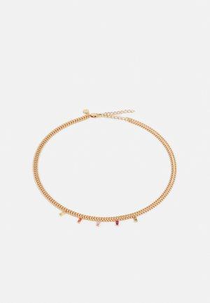 SPECTRUM NECKLACE - Necklace - gold-coloured