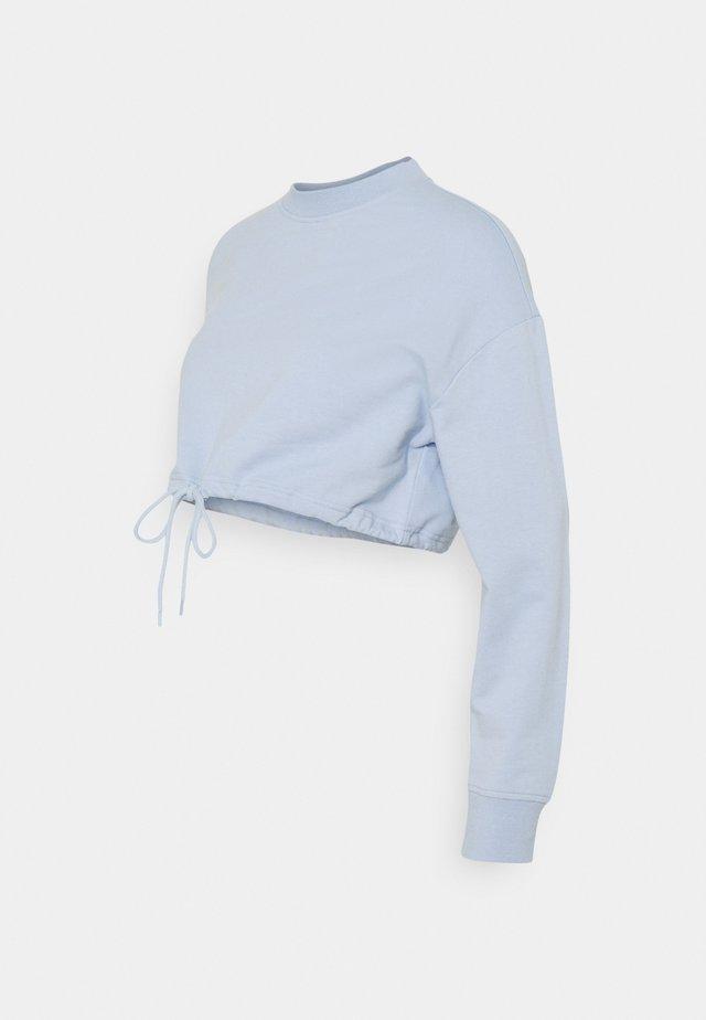 Mikina - light blue