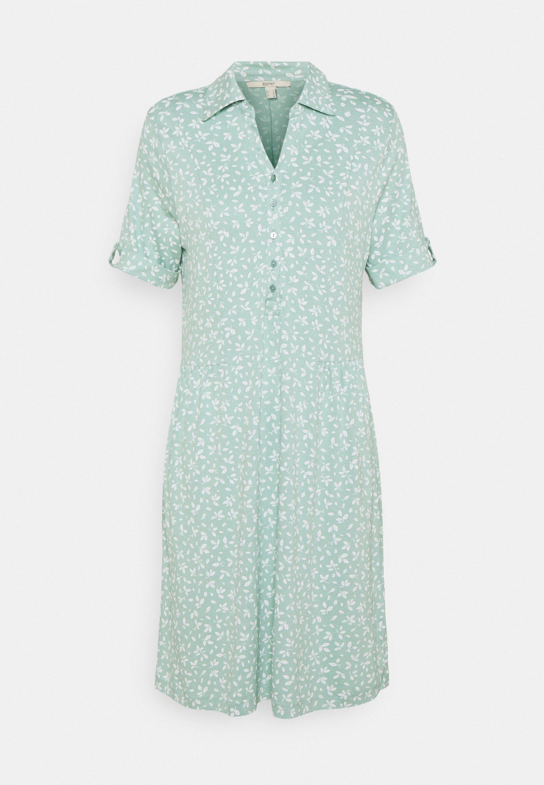 Femme IT A LINE DRESS - Robe chemise - light aqua green