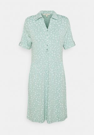 IT A LINE DRESS - Skjortekjole - light aqua green