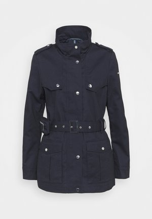 FIELD  - Trenchcoat - navy