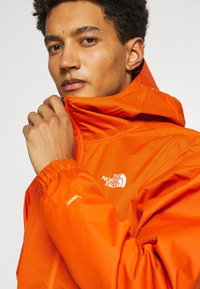 The North Face - MENS QUEST JACKET - Outdoor jacket - flame/black heather - 4
