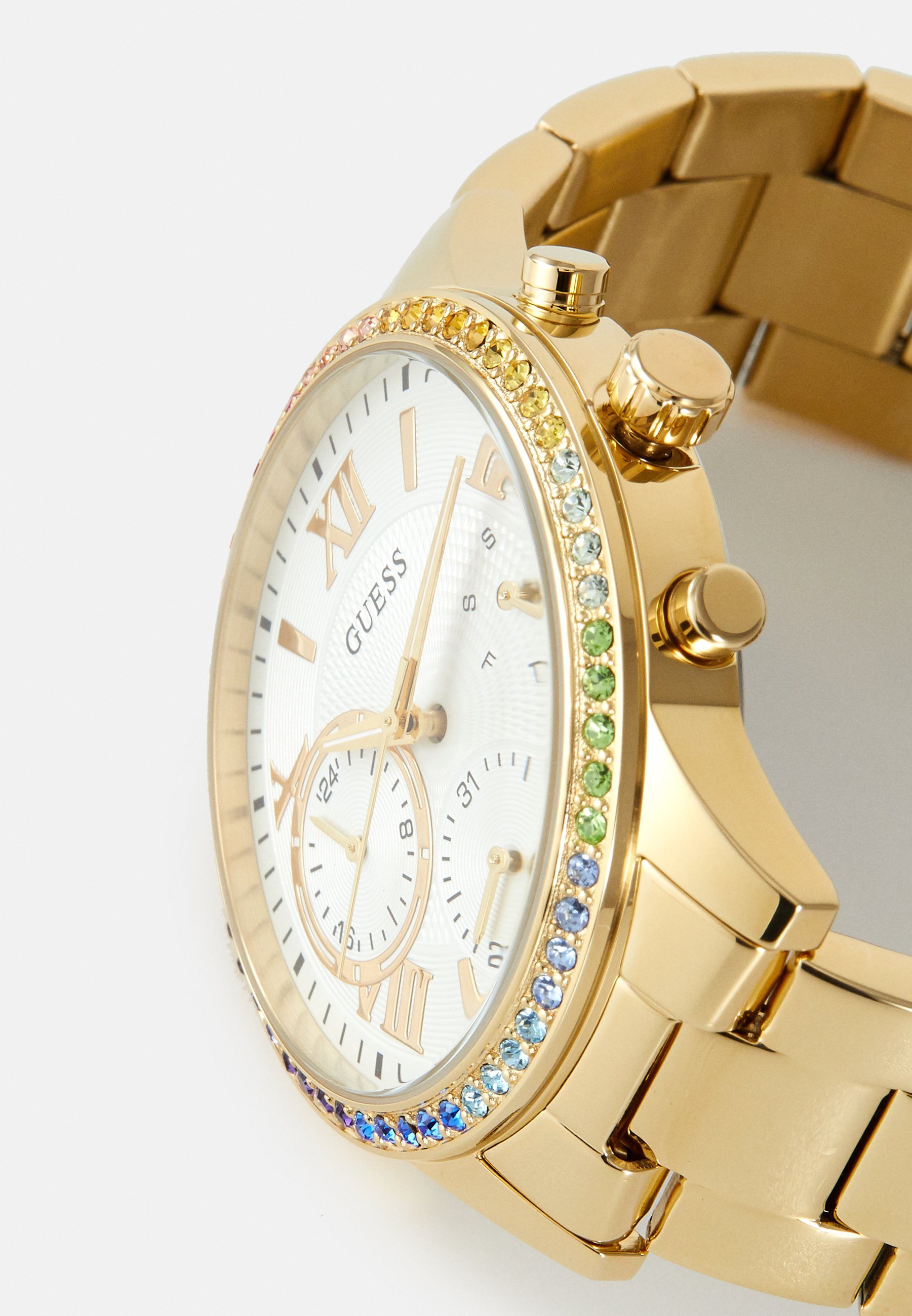 Guess Uhr goldcoloured/gold