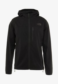 The North Face - NIMBLE HOODIE - Softshellová bunda - black - 4