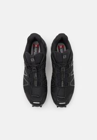 Salomon - SPEEDCROSS 3 UNISEX - Tenisky - black/quiet shade