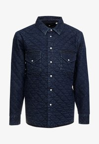 Levi's® Made & Crafted - QUILTED WESTERN - Kurtka jeansowa - lmc outback - 3