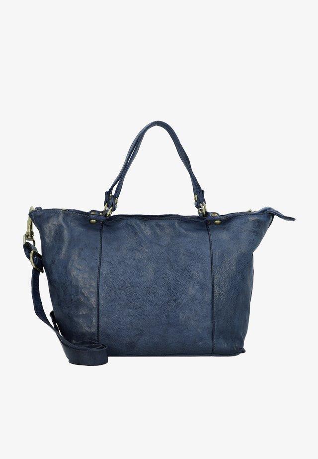Handbag - blu indaco