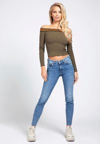 Guess - AMAL - Long sleeved top - grün - 1