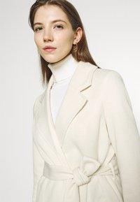 Vero Moda - VMVERODONA  - Short coat - birch/melange - 3