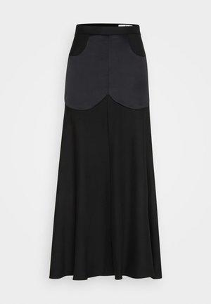 ALBERTINE SKIRT - A-line skirt - black