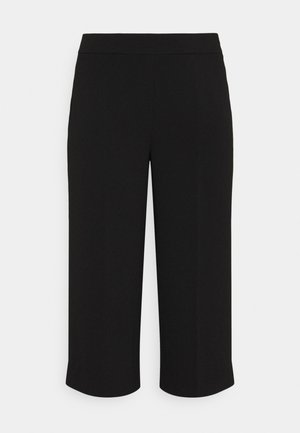 VMETHA CULOTTE PANT - Bukse - black