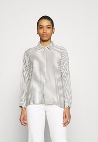 Carin Wester - BLOUSE BRIENNE - Button-down blouse - white - 0