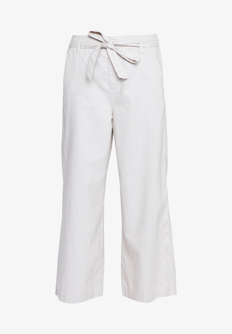 Q/S designed by - CULOTTE - Trousers - latte