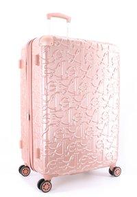 ELLE - Wheeled suitcase - pink - 1