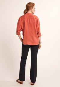 comma - Blouse - burnt orange - 2