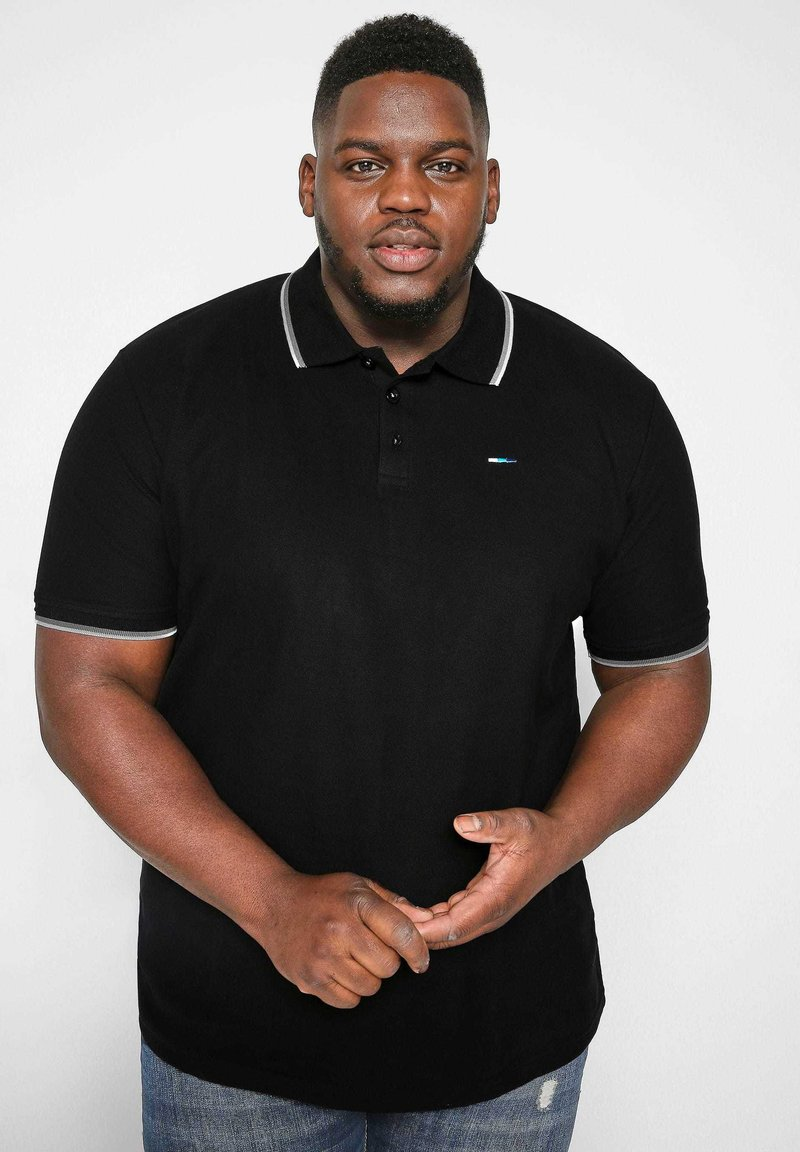 BadRhino - Polo shirt - black