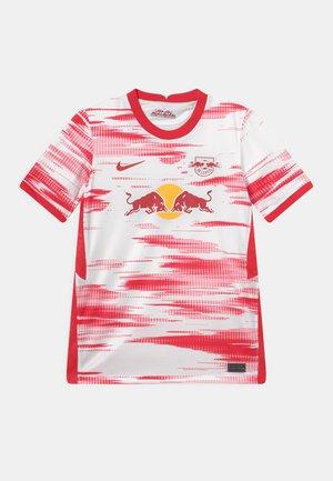 RB LEIPZIG UNISEX - Club wear - white/global red