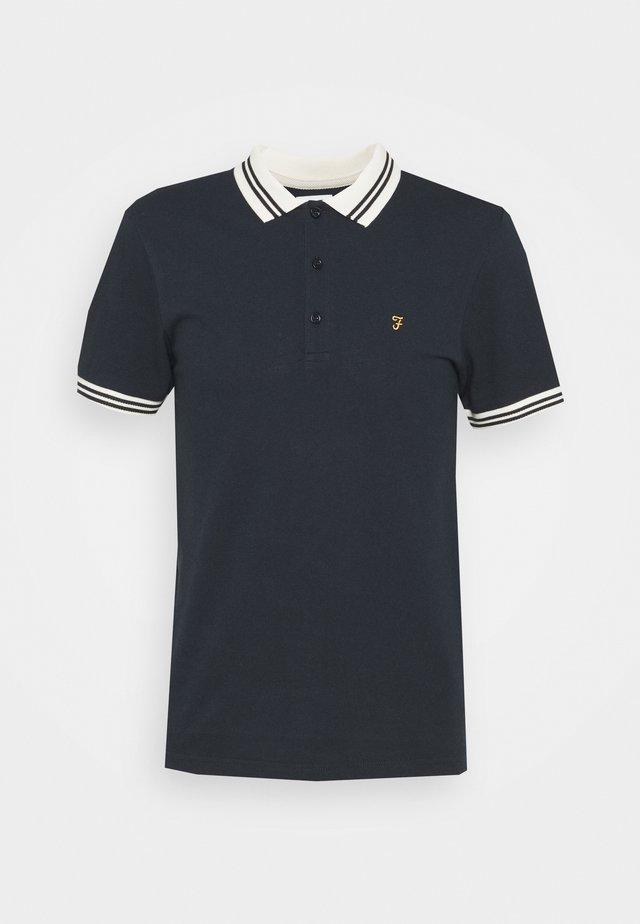 STANTON POLO - Polo shirt - true navy