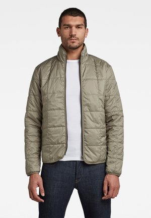 LIGHTWEIGHT QUILTED - Jas - shamrock