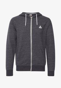 Blend - HELNO - Zip-up sweatshirt - black - 4