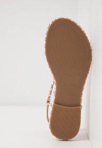 ALDO - QILINNA - Sandals - rose gold - 6