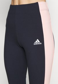 adidas Performance - SET - Tracksuit - dark blue - 7