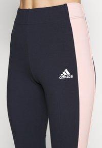 adidas Performance - BOMB SET - Træningssæt - dark blue - 7