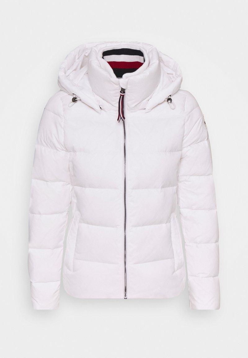 Tommy Hilfiger - GLOBAL STRIPE - Down jacket - classic white