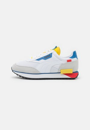 FUTURE RIDER NEON PLAY UNISEX - Trainers - white