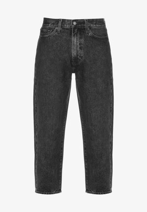 JEANS STAY LOOSE TAPERED CROP - Jeans Tapered Fit - stroker kit