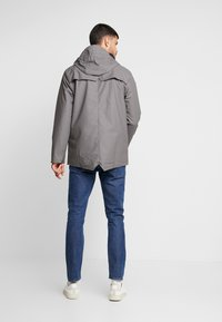Rains - UNISEX JACKET - Impermeabile - charcoal - 2