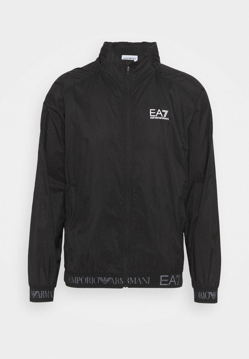 EA7 Emporio Armani - Giacca leggera - black