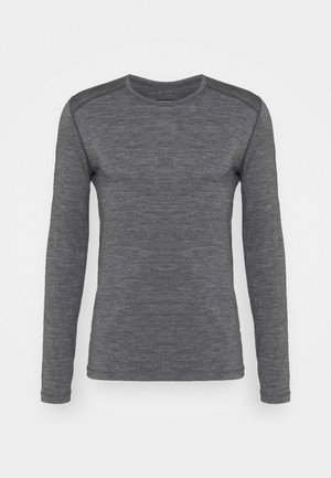 MENS CREWE - Sports shirt - gritstone heather