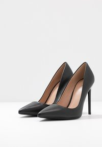 Even&Odd - LEATHER PUMP - High heels - black - 4