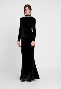 Nly by Nelly - BEADED GOWN - Ballkjole - black - 0