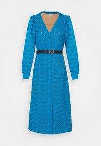 MICHAEL Michael Kors - EYELT KATE DRESS - Day dress - cyan blu - 5