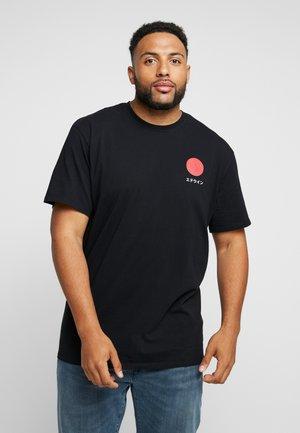 JAPANESE SUN  - T-shirt print - black