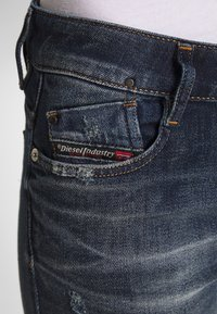 Diesel - RIFTY - Straight leg jeans - indigo - 4